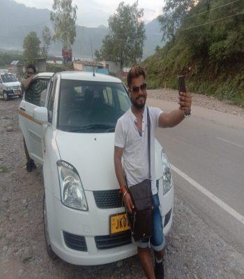 Mumbai to Kashmir