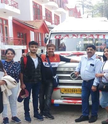 kashmir group tourism