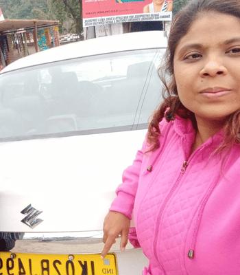 Jammu to udhampur car needed