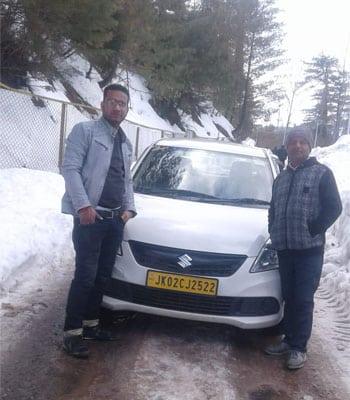 Jammu to dharamshala trip