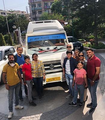 new delhi jammu tour